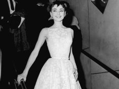 I got: Audrey Hepburn's flawless Givenchy in 1954.! Which Iconic Oscar's Dress Should You Wear?
