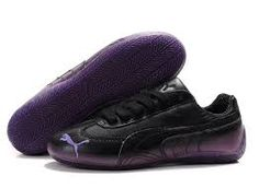pretty nice cfe13 c7cdd Discover the Puma Speed Cat Sd Men Shoes Black Purple Discount collection  at Pumafenty. Shop Puma Speed Cat Sd Men Shoes Black Purple Discount black,  grey, ...