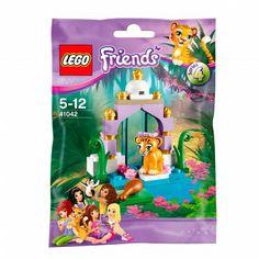 Lego Friends 41042 De Tempel van Tijger