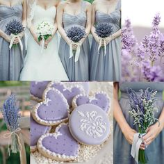 Lavender wedding ideas 01