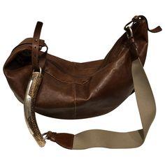 7552c0a59896 YVES SAINT LAURENT Mombasa leather handbag Vegetable Leather, Mombasa,  Luxury Consignment, Vintage Handbags