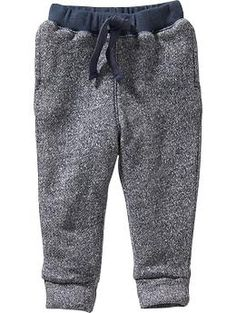 Terry-Fleece Joggers for Baby | Old Navy