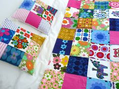 Looove the fabrics! Jane Foster Blog