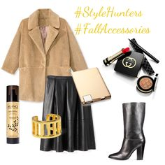 Check out my moodboard of Regina's Picks for October! #StyleHunters #FallAccessories