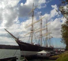 Pommern - Mariehamn Tall Ships, Archipelago, Sailing Ships, Finland, Places Ive Been, Boats, Cool Photos, History, World