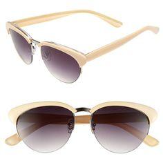 A.J. Morgan 'Cupcake' Sunglasses ($24) ❤ liked on Polyvore