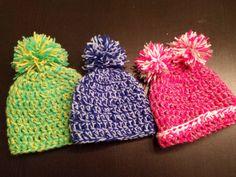 Newborn crochet .