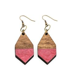 Sustainable leather bags brand from Helsinki. Wooden Jewelry, Handmade Wooden, Bag Making, Jewelry Making, Drop Earrings, Leather, Accessories, Design