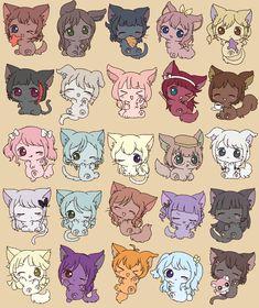 Cute cat versions of all the Bandori characters Super Hero Life, I Love Games, Character Design Animation, Girl Bands, Girls Dream, Funny Art, Anime Art Girl, Cute Drawings, Kawaii Anime