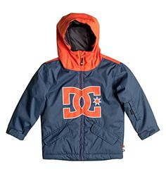 DC Shoes Boys Dc Shoes Critter  Snow Jacket  Boys 27  4  Purple Insignia Blue 45 *** Click image for more details.(This is an Amazon affiliate link and I receive a commission for the sales)