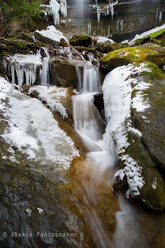 Icy Alpha Falls   Alpha Falls - McConnells Mill State Park, …   Flickr