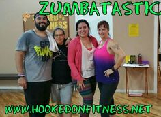 Another #SweatSession at #HookedOnFitness! Come join us for #Zumba each and every Tuesday night at 7pm and Saturday morning at 9am to #GetYourSweatOn!  #GroupFitness #PhillyPersonalTrainer #FitFam #BestInPhilly #BestInPhillyJustGotBetter http://ift.tt/1Ld5awW Another shot from #HookedOnFitness