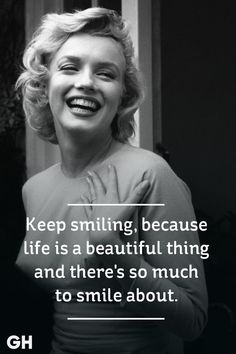 27 best marilyn monroe quotes on love and life True Quotes About Life, Life Quotes Love, Woman Quotes, Quotes To Live By, Funny Quotes For Teens, Flirting Quotes For Him, Flirting Memes, Flirting Messages, Beautiful Boys