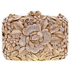 Floral-Bead-Impregnated-Gold-Clutch-Handle.jpg 500×500 pixels