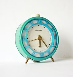 russian clock <3