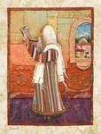Rosh Hashanah - Mosaic Art Prints by Michoel Muchnik - Shop Canvas and Framed Wall Art Prints at Imagekind.com
