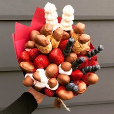Say it with this sweet edible bouquet  be amazing