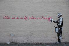 #arte #bansky #artista #gravite #crítica