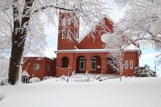 First Presbyterian Church - Mocksville, NC