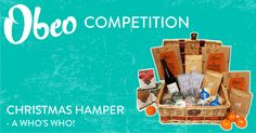 Christmas Hamper Competition - Read about some of the great Irish producers we've included. We Make Up, Christmas Hamper, Giveaway, Competition, Ireland, Irish, Artisan, Reading, Crafts