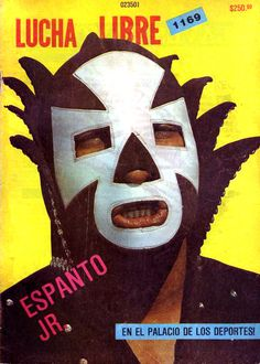 Mexican Wrestler, Wrestling Posters, Espanto, Catch, Mask Dance, Taco Cat, Tattoo Graphic, Vintage Classics, Arts Ed