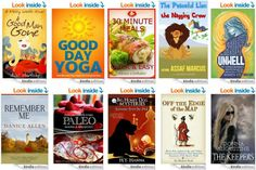FREE Kindle Books for 4/28