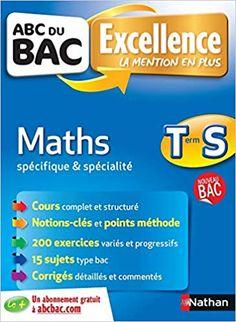 Abc Du Bac Excellence Maths Term S Specifique Et Specialite Pdf Gratuit Telecharger Livre Abc Book Finder Ebook