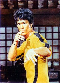 "Bruce Lee - promo ""Game of Death"""