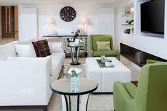 Luxury Living Room Interior   JHR Interiors