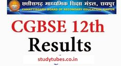 The Chhattisgarh Board of Secondary Education has recently notified that the CGBSE 12th Result 2016 and Chhattisgarh Board 12th Result 2016 will soon be declared.
