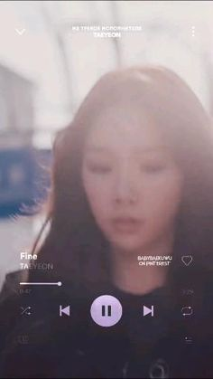 Korean Song Lyrics, Korean Drama Songs, Cute Song Lyrics, Music Lyrics, Love Songs Playlist, Music Video Song, K-pop Music, Taeyeon Fine, Exo Songs