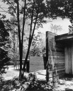 Glenn House (1960) by Richard Neutra