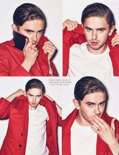 Freddie Highore Attitude Magazine Summer 2015 you are absolutely the best type of eye candy