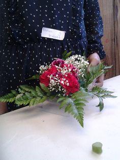 Floral Arrangement class - 2014