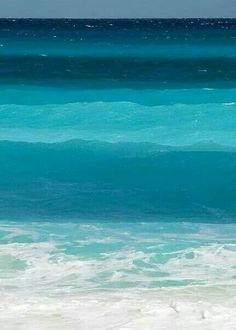 Every color blue...