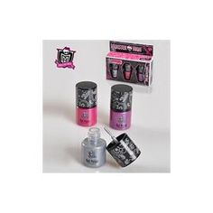 Accessoires - idées cadeaux - Vernis a ongles Monster High... sur www.shopwiki.fr !   #vernis_ongles #monster_high