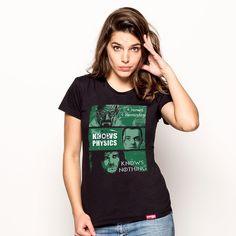 Knowledge Rules de RicoMambo - Camisetas Pampling.com