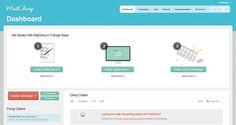 mailchimp dashboard - Google Search
