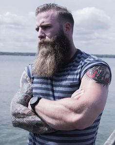 beards carefully curated — Mat
