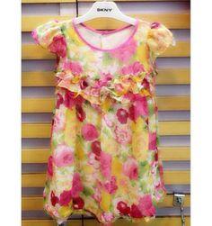 Mothercare Dress - Colorful Flower - sadinashop.com  Dress atau gaun untuk bayi dan anak.