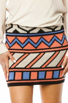 Kismet Knit Skirt