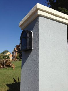 9 Fascinating Stucco Mailbox Images Mailbox Ideas