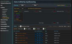 Synthweaving Leveling Guide 1 through 400