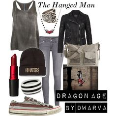 Dragon Age - The Hanged Man
