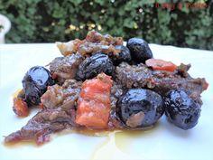 Il Blog di Picetto: Spezzatino di muscolo di bovino in umido con giard...
