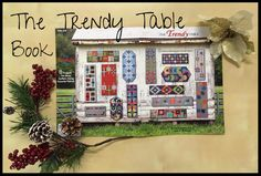 Trendy Table Book by Heather Peterson of Anka's Treasures