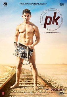 First Look…PK..releasing 19th december