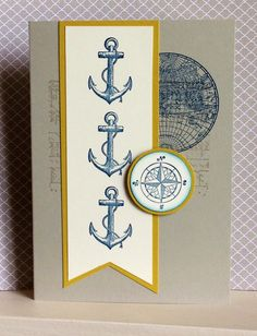 The Open Sea stamps - created by Julia Jordan