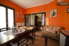 Breakfast room  Stay @ Mount Etna Volcano Slopes in Randazzo  Visit Sicily Etna mount and volcano area :-)