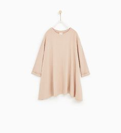 ZARA - KIDS - LONG RIBBED T-SHIRT